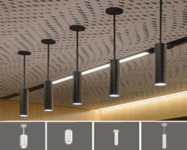 Cylinders & Recessed Lighting u0026 LED Lighting Products | USAI