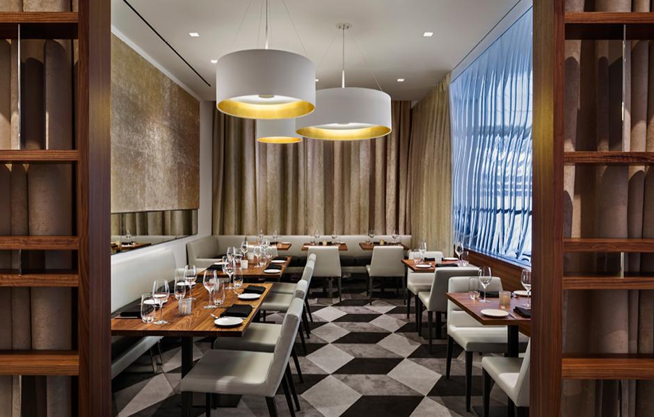 & Sophieu0027s at Saks Fifth Avenue Chicago Lighting Design | USAI azcodes.com