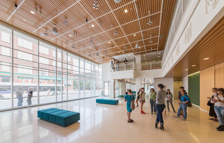 The theatre school depaul university lighting design usai