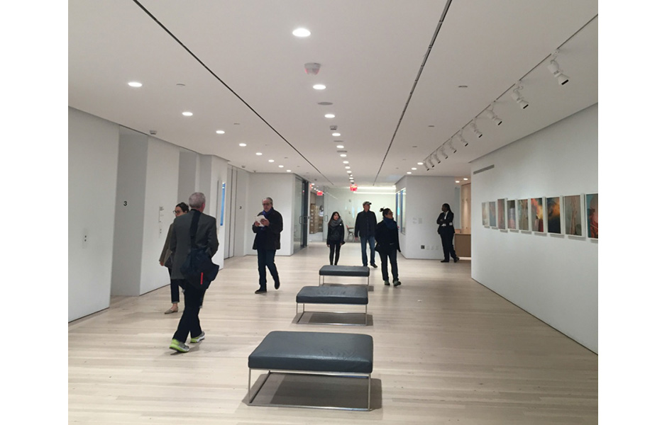 Whitney Museum Lighting Design By Arup Usai