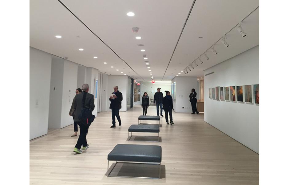 Whitney Museum Lighting Designer Arup
