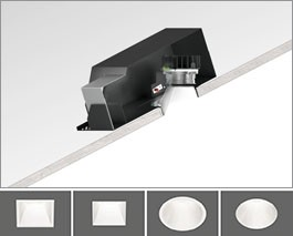 USAI Lighting LRLD4 Recessed Lighting Fixutre