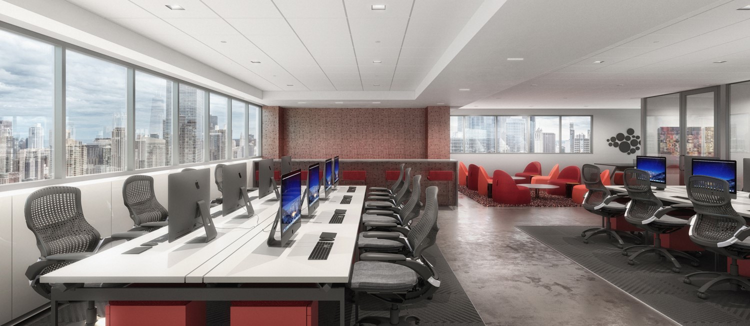 Trimless Acoustical Led Downlights For Armstrong Center Cut Panels