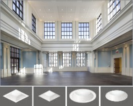 Recessed lighting led lighting products usai industry leading performance in the most complete recessed led product family available aloadofball Choice Image