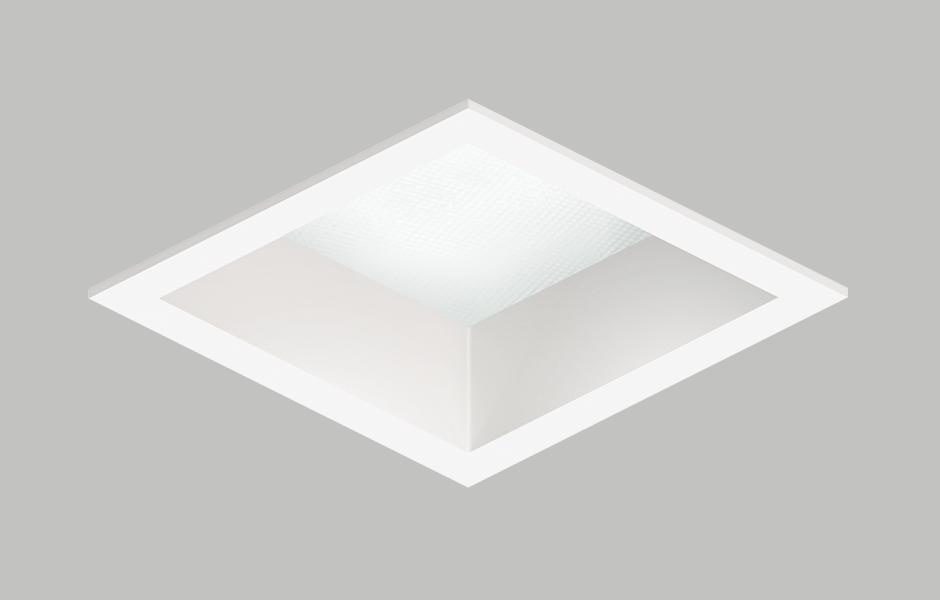 Beveled 2 1 Clic Square Round Downlights Usai