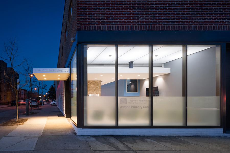 NY Presbyterian/Queens Hospital – Astoria Primary Care - LED Downlights