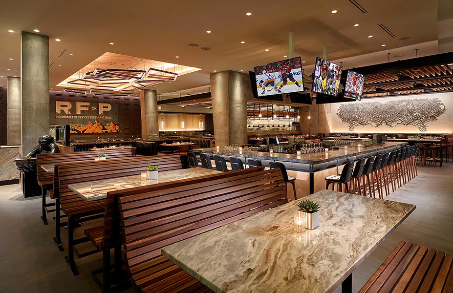 Earls Kitchen Bar Tysons Corner Va Lighting Usai