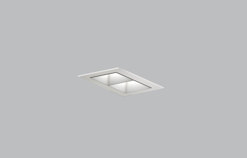 Recessed Linear LED Downlights With A 1.25\