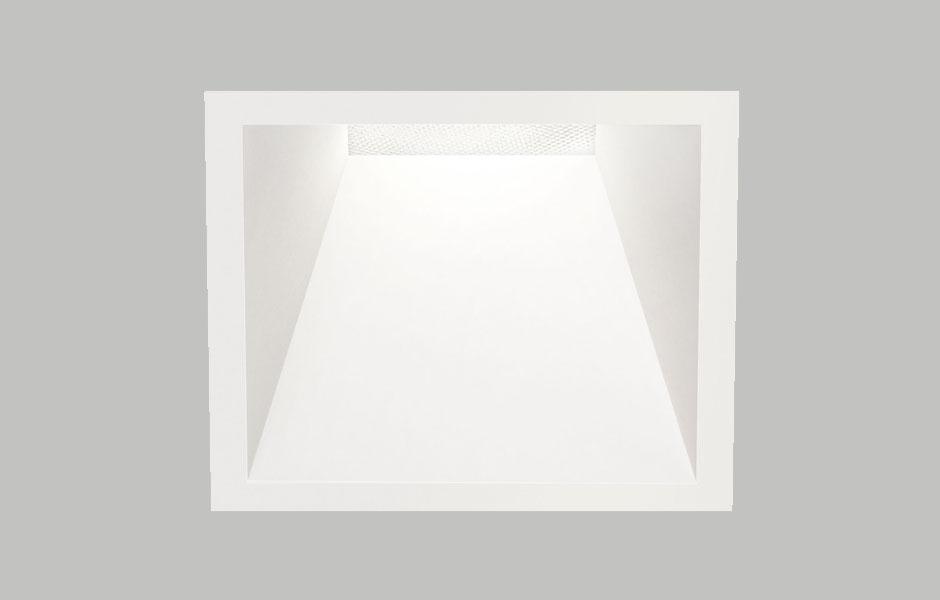 Beveled 2 2 Incline Infinite Color 4 Sloped Ceiling Led